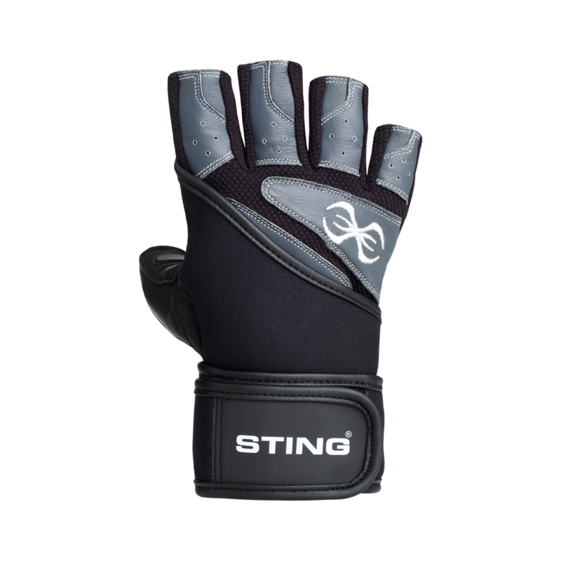 STING EVO7 WRIST WRAP MEN'S EXERCISE GLOVE