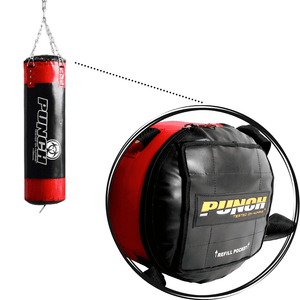 PUNCH URBAN HOME GYM BOXING BAG 5FT V30 (REFILL POCKET)