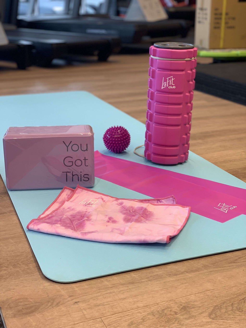 Ultimate Yoga Pack