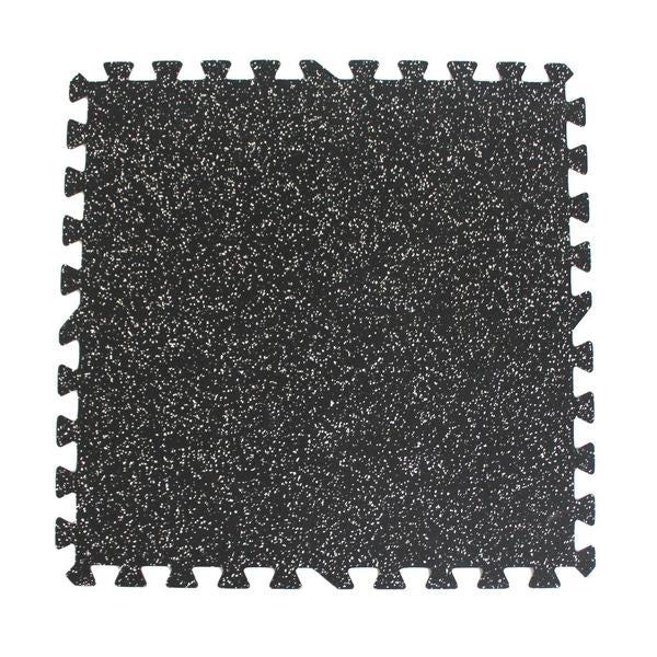 ARROW 8MM JIGSAW RUBBER GYM FLOORING