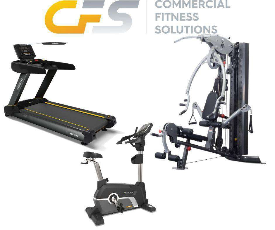 COMMERCIAL FITNESS PACKAGE 1