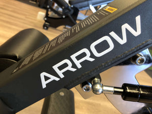 Arrow X9 Adjustable Romans Chair/45 Degree Hyper Extension