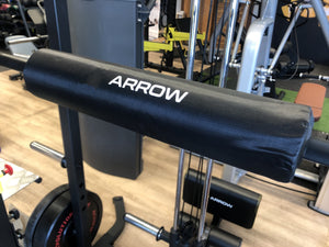 ARROW Barbell Squat Pad (Velcro)
