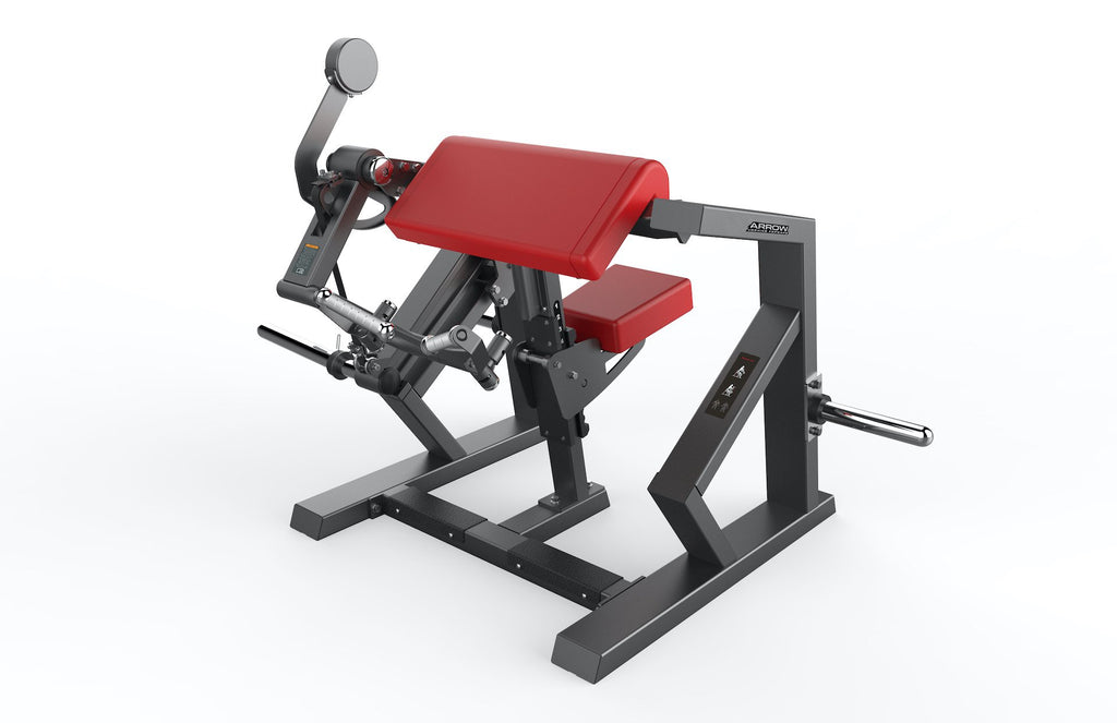 ARROW X9 Ultimate Plate Loaded Bicep Curl