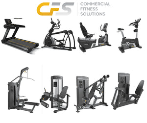 COMMERCIAL FITNESS PACKAGE 3