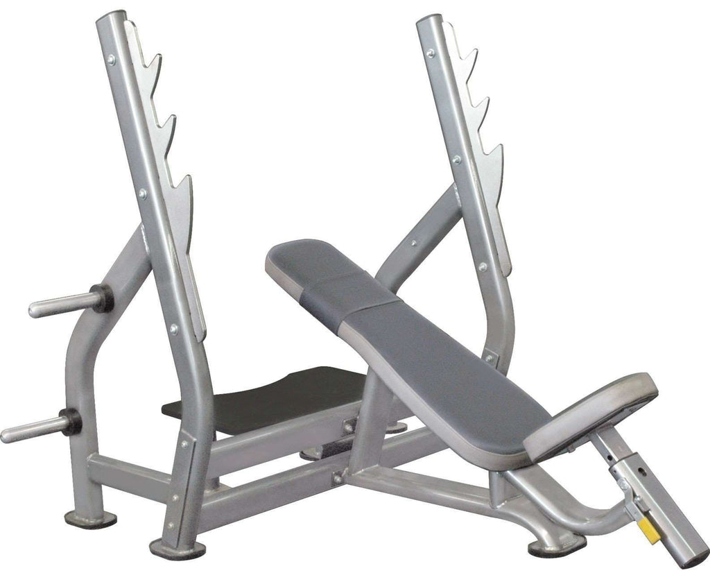 Impulse Commercial Incline Bench Press - ONLY 2 LEFT