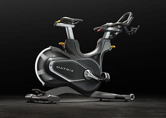 Matrix CXC Commercial Spin Bike Cycle INCLUDES Console