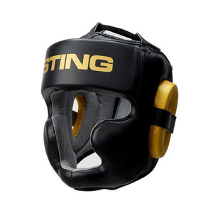 Sting Orion Gel Full Face Head Guard