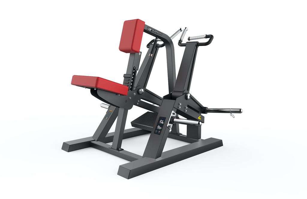 ARROW X9 ULTIMATE PLATE LOADED SEATED ROW