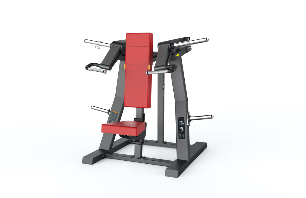 ARROW X9 ULTIMATE PLATE LOADED SHOULDER PRESS
