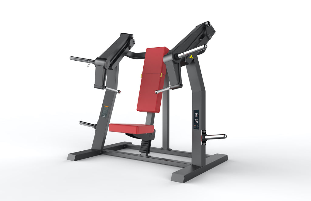 ARROW X9 ULTIMATE PLATE LOADED INCLINE CHEST PRESS