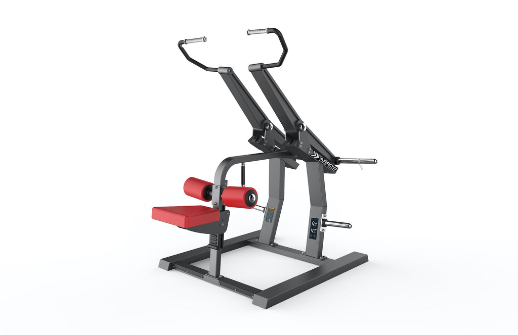 ARROW X9 ULTIMATE PLATE LOADED LAT PULLDOWN