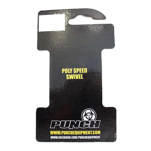 PUNCH POLY SPEED SWIVEL