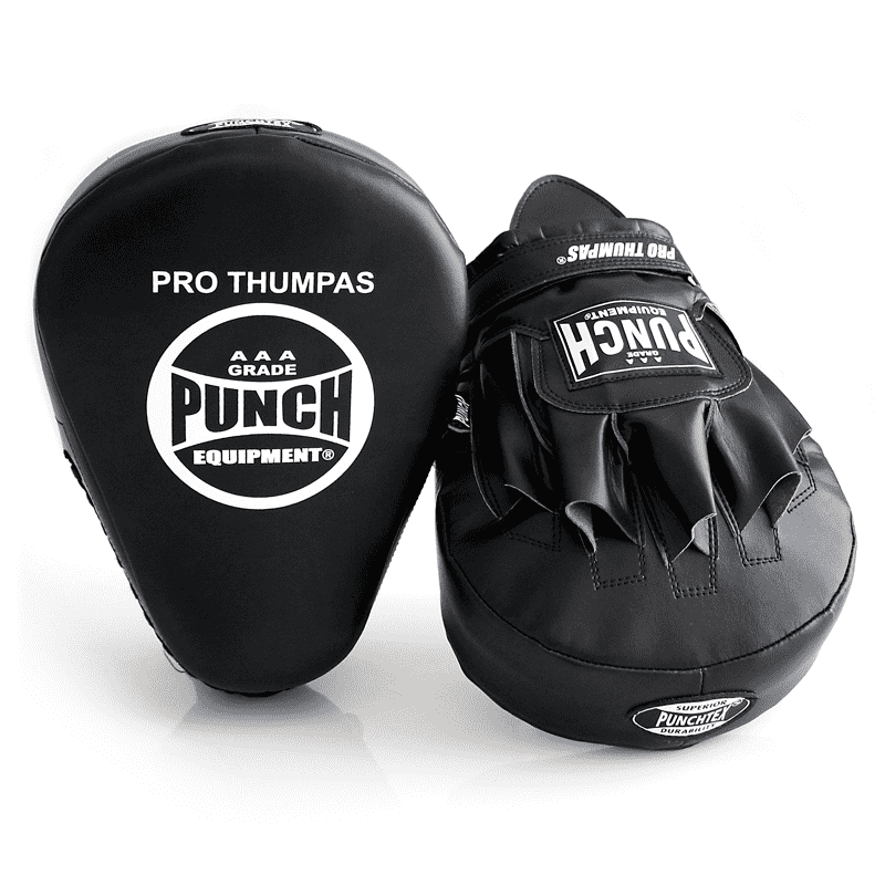 PUNCH PRO THUMPAS BOXING FOCUS PADS