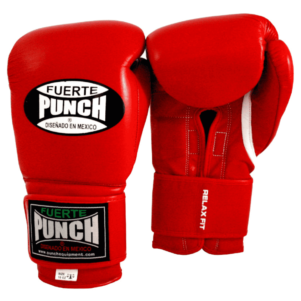 PUNCH MEXICAN FUERTE™ ULTRA BOXING GLOVES