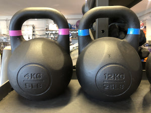 SCF Powder Coated Competition Grade Kettlebell-LIMITED STOCK