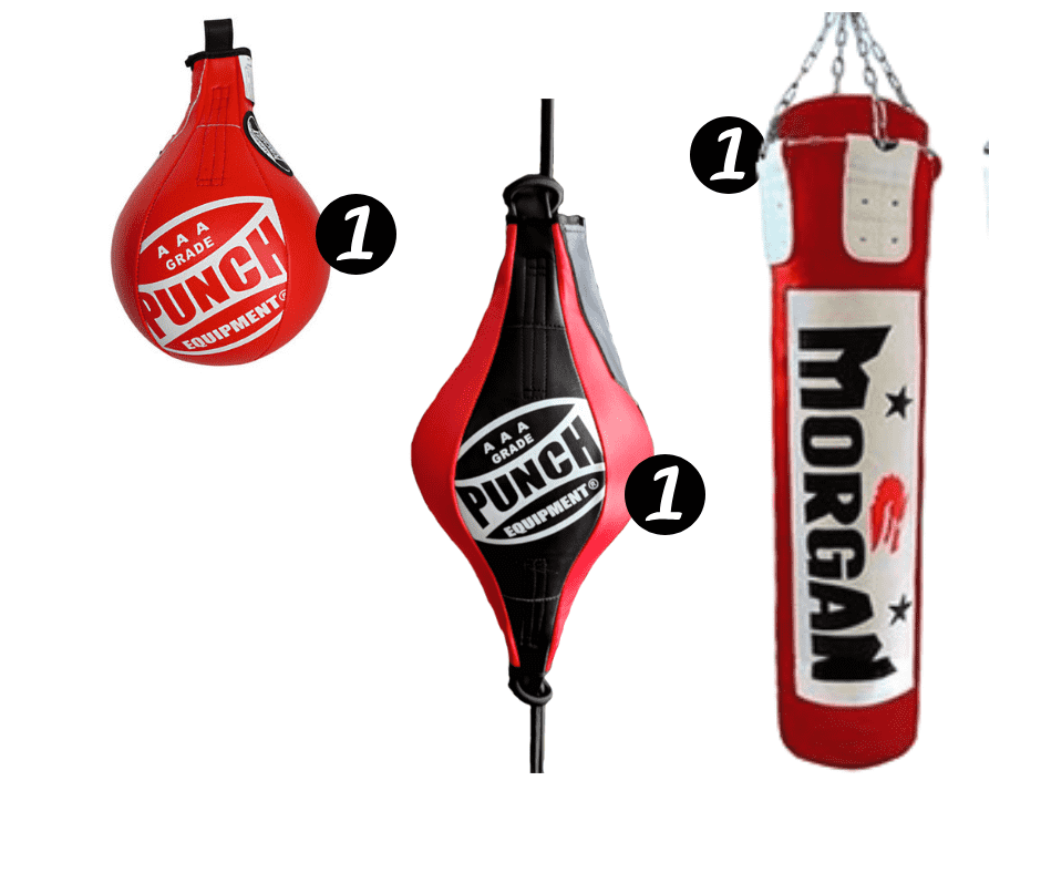 Boxing Bag Skill Package