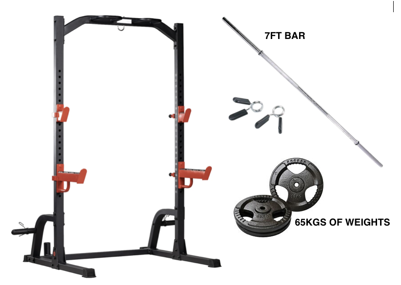 Half Rack Package Standard