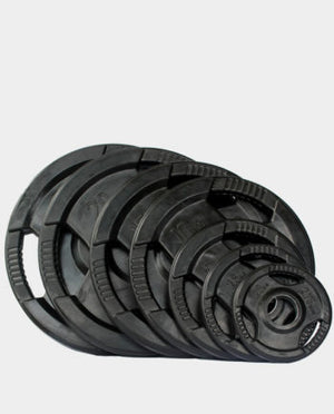 RUBBER COATED STANDARD WEIGHT PLATES 1.25KG-20KG