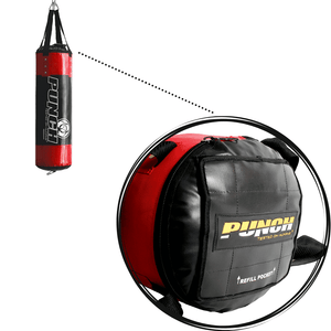 PUNCH URBAN® HOME GYM BOXING BAG 3FT V30 (REFILL POCKET)
