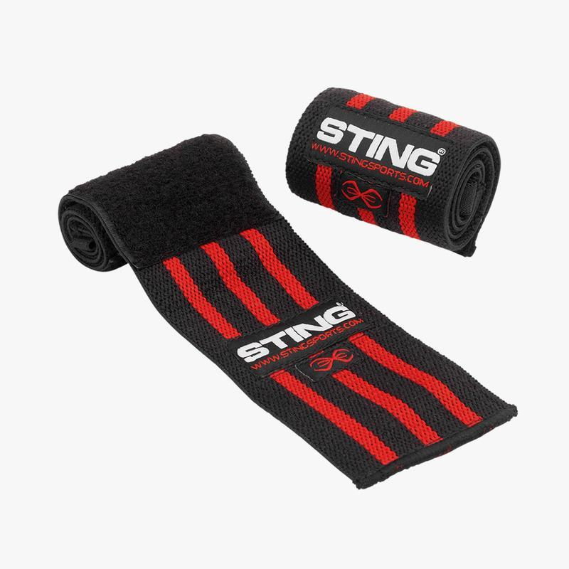 Elasticised Lifting Wrist Wraps 18inch
