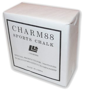 Gym Chalk Box of 8 Blocks