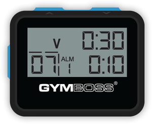 Gymboss interval timer buy now SCF