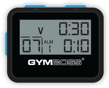 Gymboss Interval Timer Stopwatch
