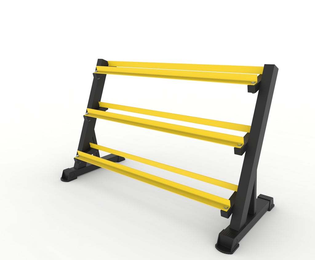 ARROW X6 3 TIER DUMBBELL RACK
