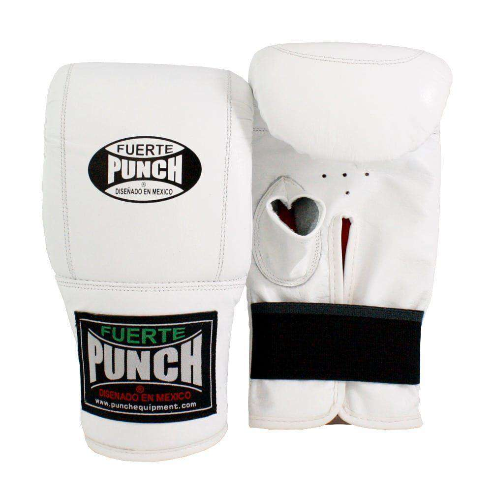 PUNCH MEXICAN FUERTE™ BOXING BAG MITTS