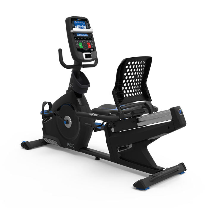 Nautilus Light Commercial R628 Recumbent Exercise Bike