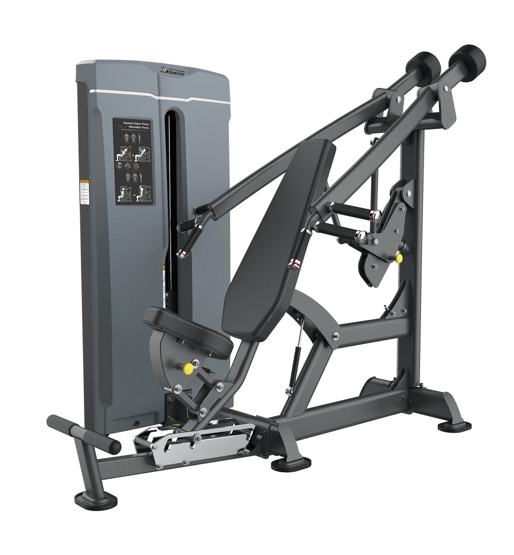ARROW X9 PRIME DUAL SERIES CHEST / SHOULDER PRESS - 1 ONLY