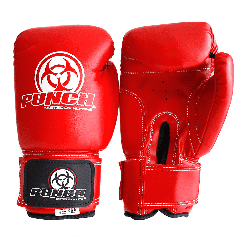 PUNCH KIDS / JUNIOR URBAN BOXING GLOVES 4 OZ