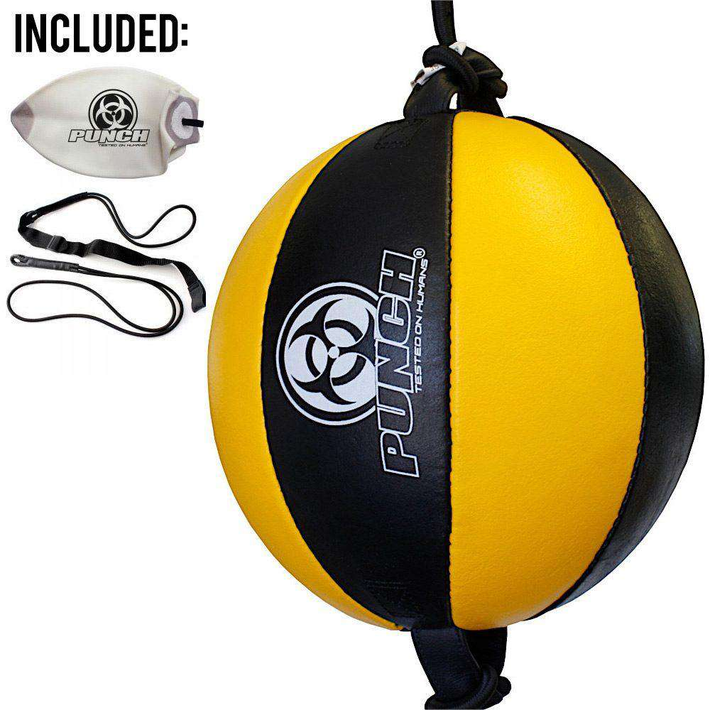 "10"" PUNCH® URBAN LEATHER FLOOR TO CEILING BALL"