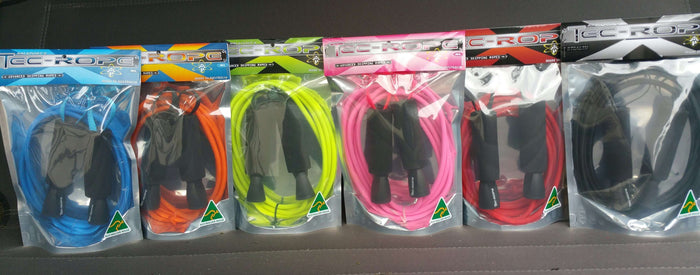 Tec-Rope Skipping Ropes