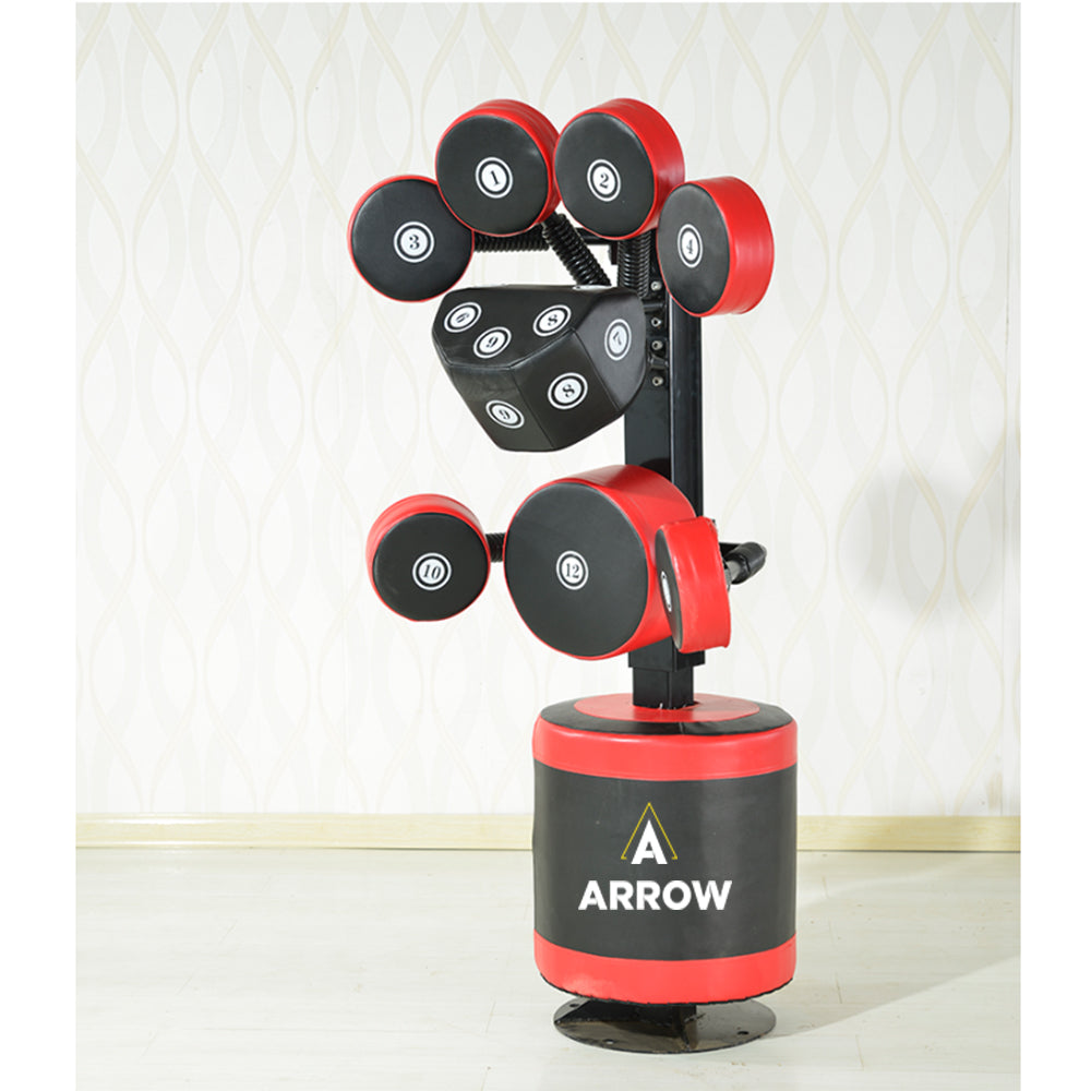 ARROW BOXING SUPER TARGET WITH KICK BASE