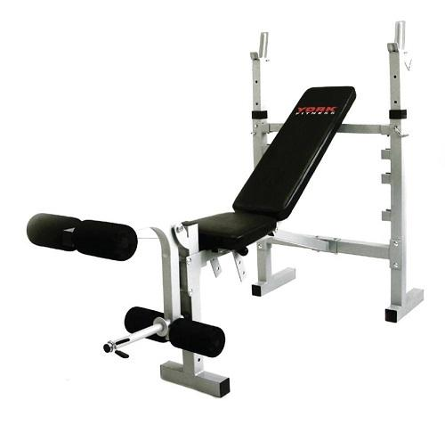 York Fitness 530 Bench Press