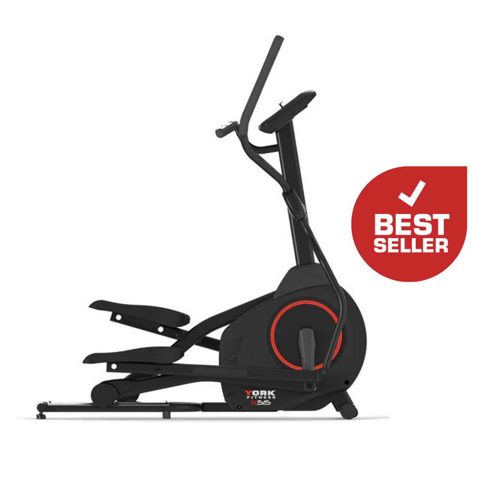 York Fitness X515 Cross Trainer/Elliptical