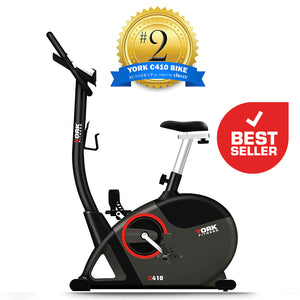 York Fitness C410 Exercise Bike