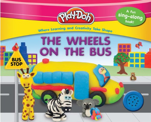 Play-Doh: The Wheels On The Bus (Play-Doh Sound)