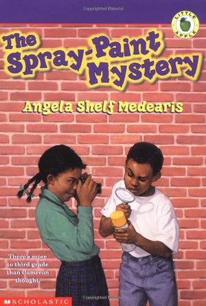 The Spray-Paint Mystery