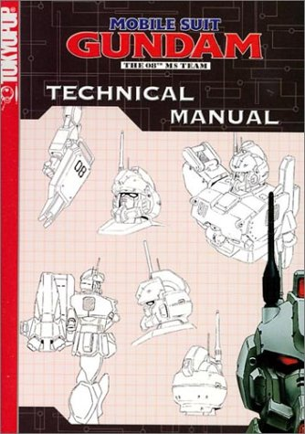 Gundam Technical Manual #2: The 08Th Ms Team