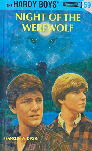 Hardy Boys 59: Night Of The Werewolf