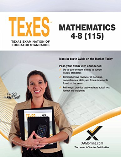 2017 Texes Mathematics 4-8 (115)