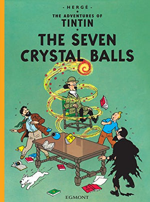 The Seven Crystal Balls (The Adventures Of Tintin) (Adventures Of Tintin (Hardcover))
