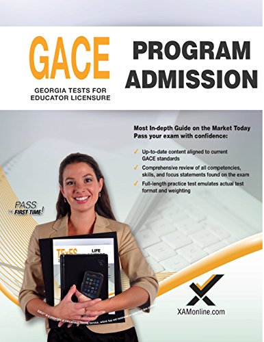 2017 Gace Program Admission 200, 201, 202, 700