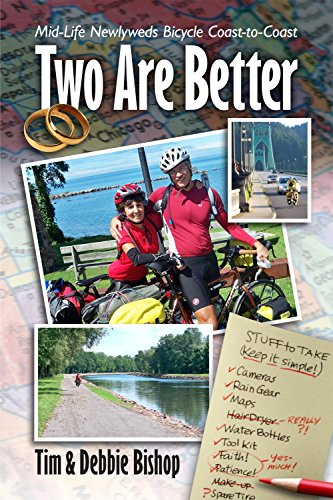 Two Are Better: Midlife Newlyweds Bicycle Coast To Coast