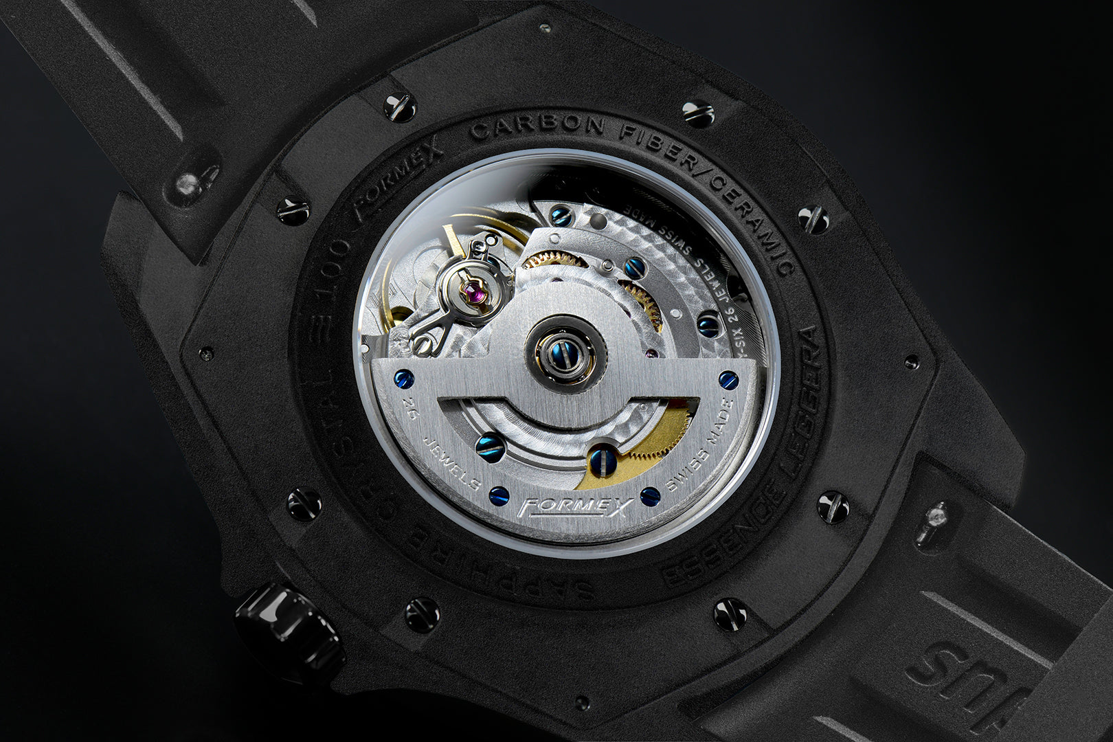 Formex Essence LEGGERA Automatic Chronometer Movement