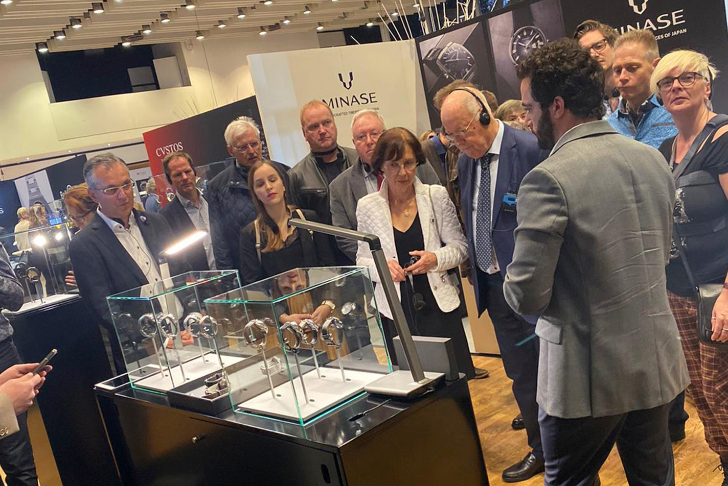 Formex Swiss Watches at Watchtime Düsseldorf 2019