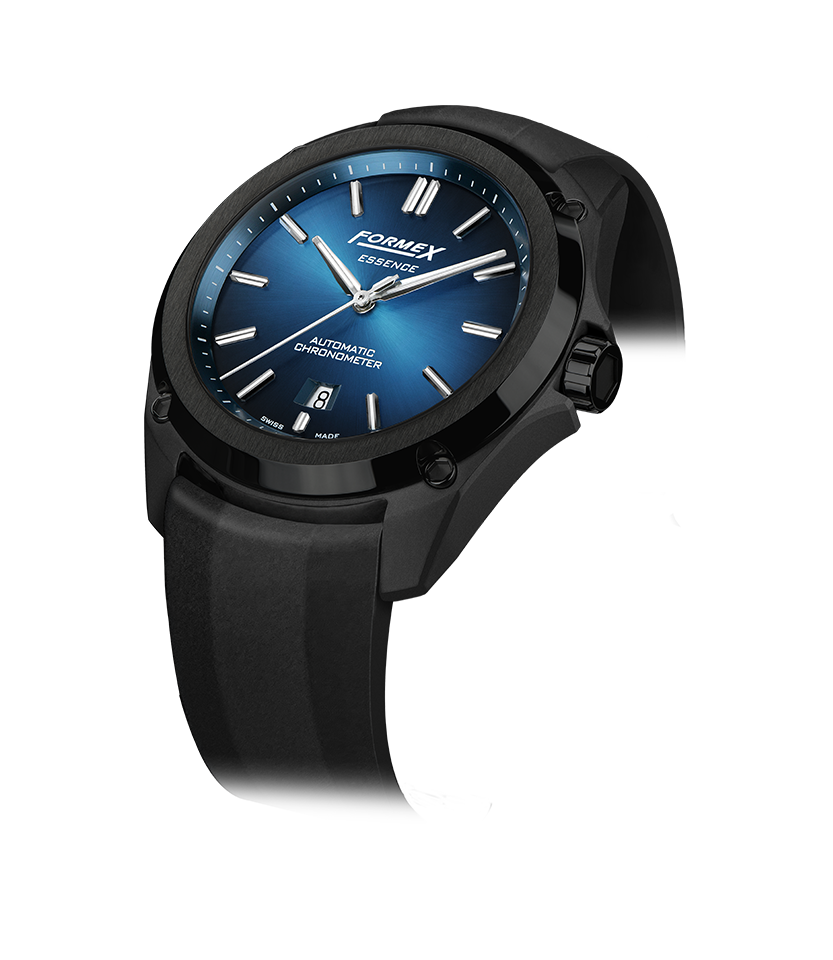 Automatic Chronometer Electric Blue